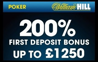 William Hill Promotional Code 1250FREE