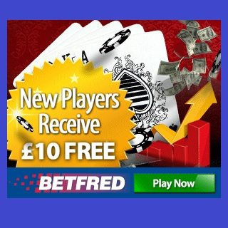 Betfred Poker Promotion Code